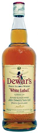 Dewar's Scotch White Label